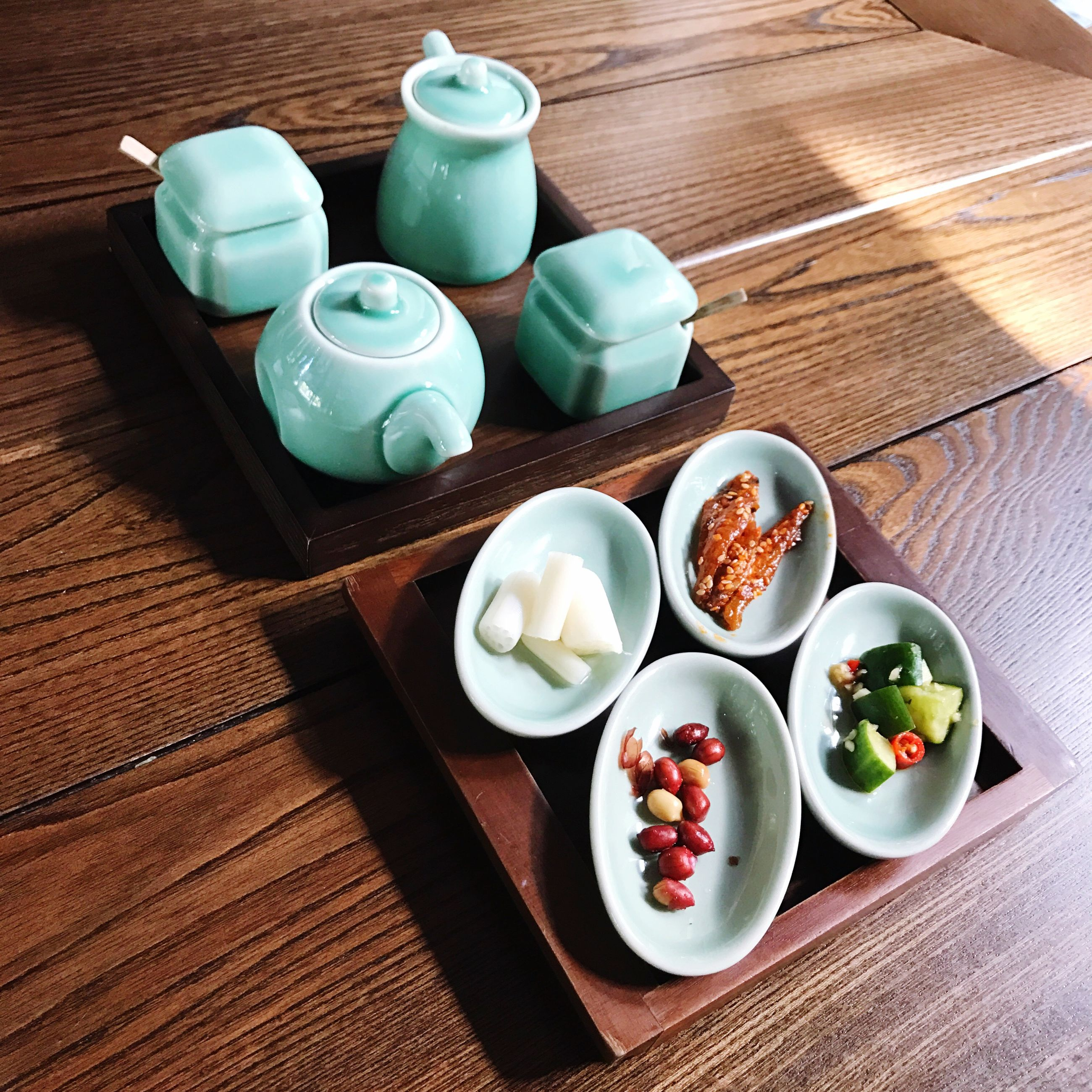 food, food and drink, high angle view, freshness, table, indoors, no people, healthy eating, serving tray, close-up, day
