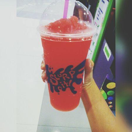 Slurp Drinks Love Strawberry Photooftheday