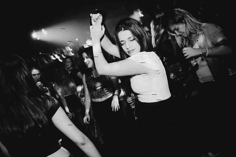 La loca Dancing Club Life Passion Argentina