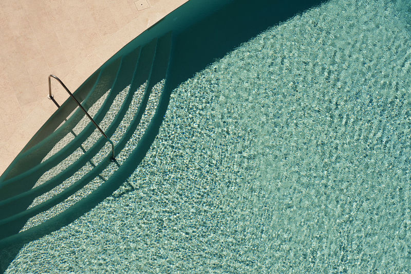 Day Empty Ladder Luxury No People Outdoors Summer Sunlight Sunny Swimming Pool The Way Forward Water