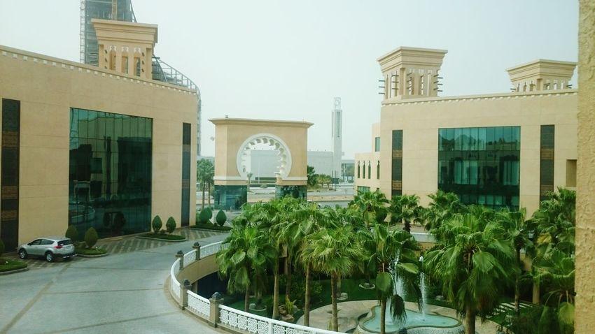 Home Offices Complex Riyadh KSA Architecture Building Exterior Saudi Arabia