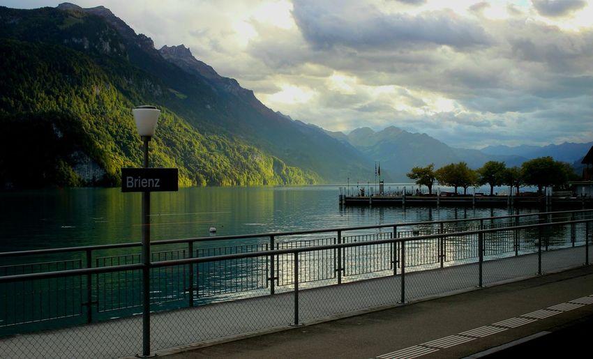 Lake Brienz!!!