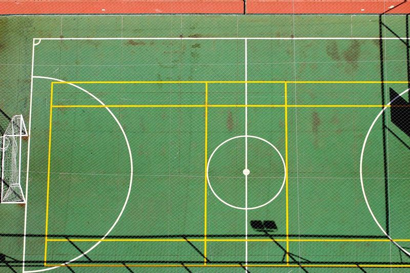 Net - Sports Equipment Soccer Sport Green Color Backgrounds Soccer Field Court Tennis No People Day Playing Field Outdoors Racket Sport Tennis Ball Goal Post Close-up Basketball - Sport Visual Feast Wallpaper Hello World Live For The Story Fresh On Market 2017