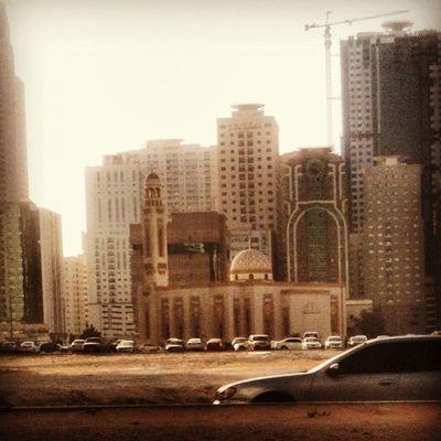 Good morning from SHJ.Al Nahda.Uaetag UAE Shj Sharjha masjed morning