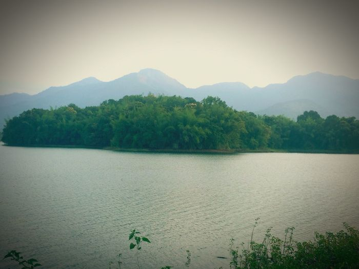 The Great Outdoors With Adobe forest island @ palakkad