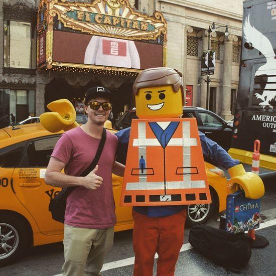 LEGO Everythingisawesome Masterbuilder bucketlistLAhollywood
