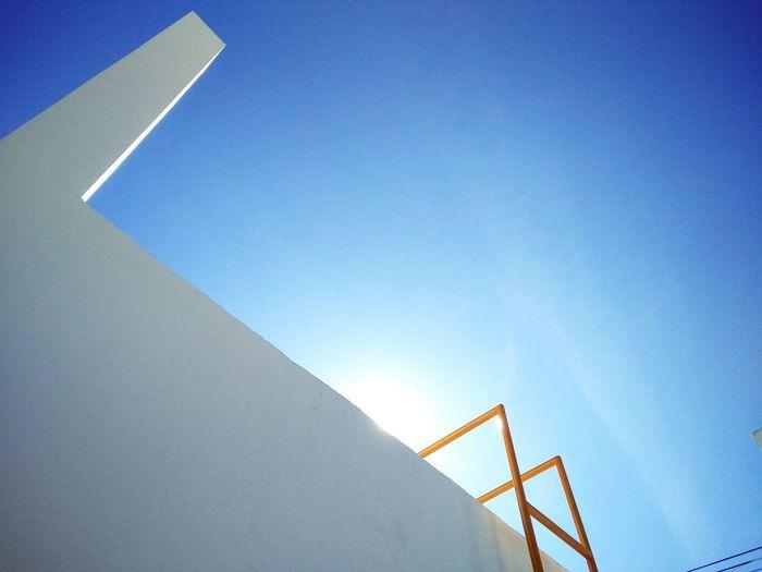 sun Sunlight Skylight Minimalism Progress Construction Site No People