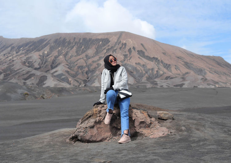 Photo taken in Bromo, Indonesia