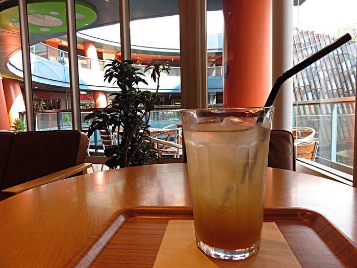 Hanging Out Mujicafe Muji Mujirushi Ginger Ale Drink Cafe Colddrinks Cafe Time