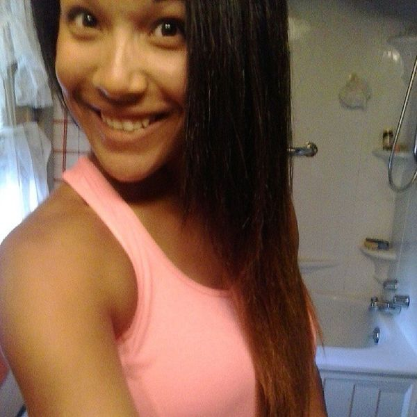 My hair right now >> Long Nofilter Nomakeup Solong longhairrr :)