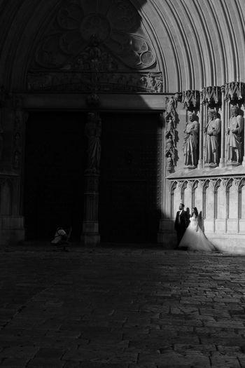 Catedral de Tarragona Wedding Wedding Photography Weddingphotography Cathedral Tarragona Catalunya Tarraco  Catalunyaexperience Loves_tarragona Catalanculture Catalonia, Blak And White Blackandwhite Blackandwhite Photography Blackandwhitephotography