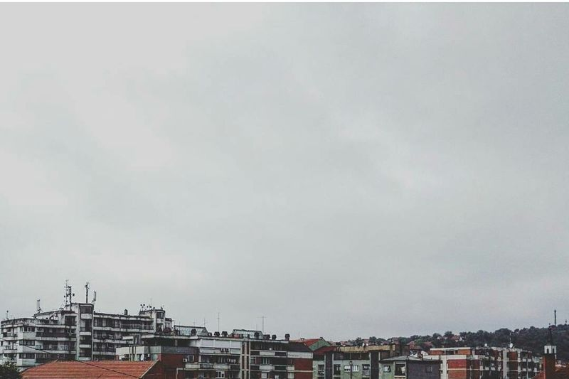 Cloudy Weather⛅☁ City