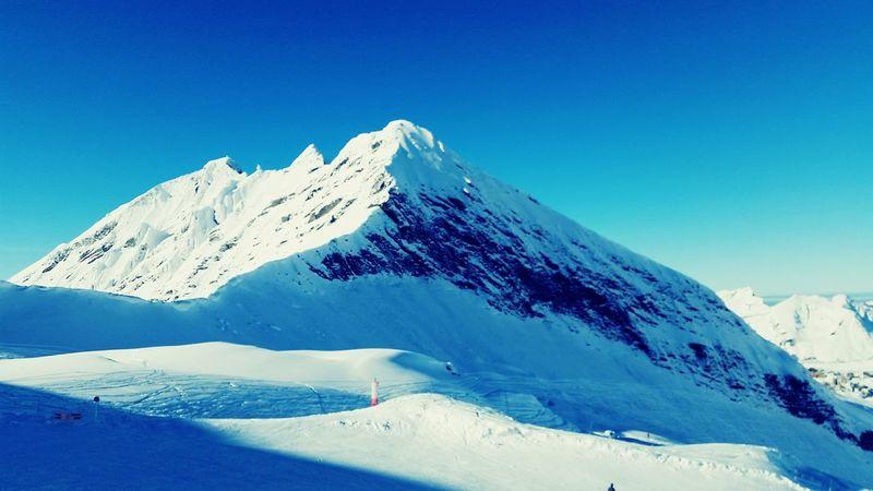 Ski legs coming back Morzine-Avoriaz Snow ❄