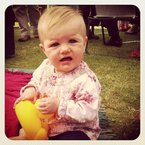My fave lil lady! #babyalice Babyalice