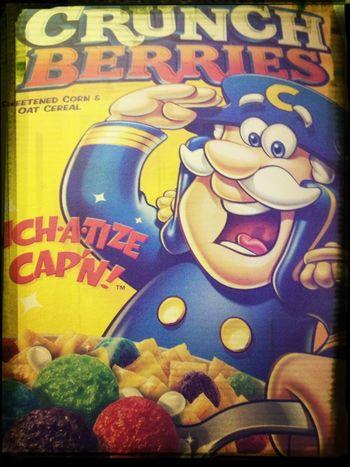 Crunch-a-tize me Cap'n !