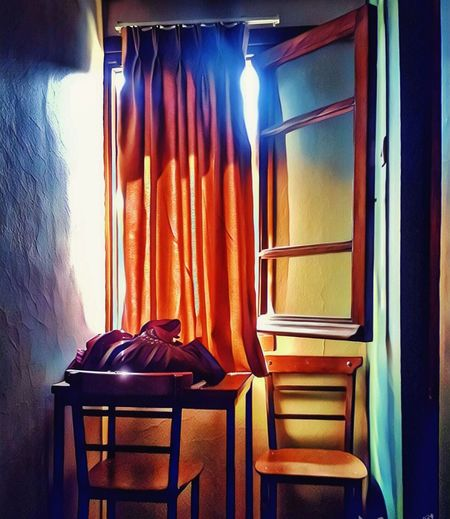 Window Curtain Indoors  Colors Rooms