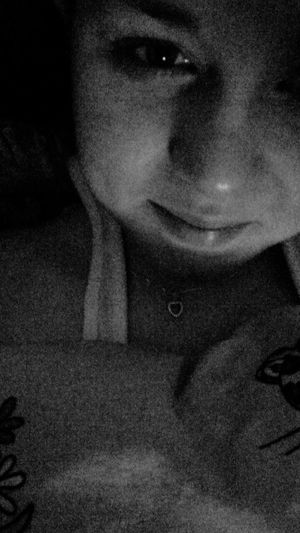 Me.  KetteVonMeinemFreund Taken Bedtime Cold Day Lovely Heart ❤