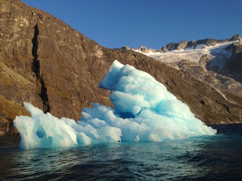 Ice Age Blue Water Nature Cold Temperature Beauty In Nature Wonderfuld Greenland Check This Out Afternoon Glacier