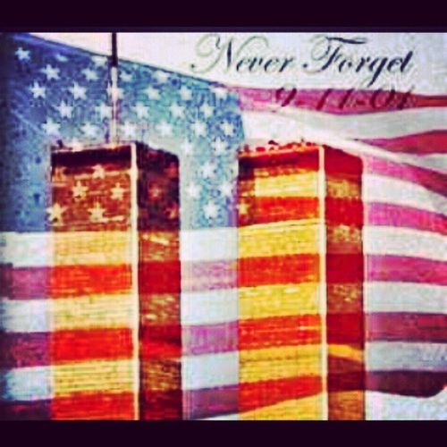 """""""Tonight, we are a country awakened to danger and called to defend freedom. Our grief has turned to anger and anger to resolution. Whether we bring our enemies to justice or bring justice to our enemies, justice will be done."""" ~Former President George Bush Jr. Nineeleven Alwaysremember NeverForget Prayers"""