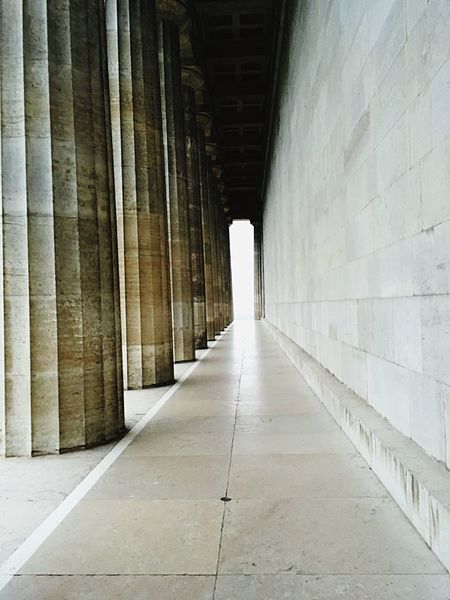Walhalla Regensburg Trip With Friends Regensburg, Germany Walhalla Architecture Built Structure No People Day POTD