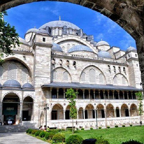 SulimaniMasjid is wonder place Istanbul Amazingcity