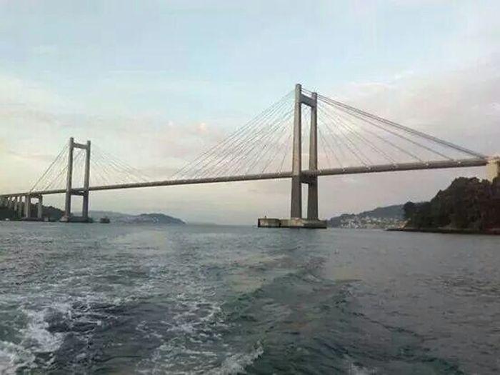 En su hermosura Rande y la Ria de Vigo Sea Mar Architecture Vigo, Galicia (España) #vigo #galicia #pontevedra #spain #españa