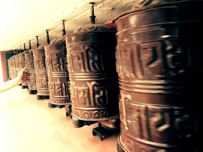 Monkeytemple Heritage Peace Buddhism Swoyambhu Kathmandu Nepal Culture People Happy Happiness