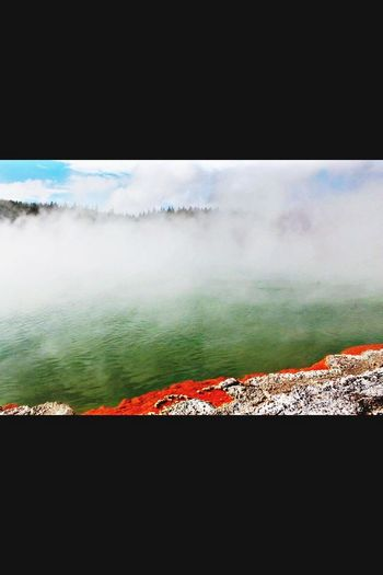 Melancholic Landscapes Wai O Tapu New Zealand WOW