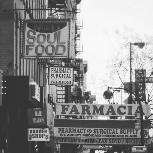 Its been a long time. The soul of Harlem 2016 Lastnightonearth Capturedbyvictorious IFeelLikeImBack OneTwoFive 125th Westside Nycnightlife Monochromeart ImfromBrooklynTho IShootBlackAndWhite this time naw tho. Blackandwhiteisworththefight Soulfood MorningSide Grantprojects Harlem  Mandgsoulfood CapsuleNyc