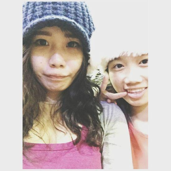 Goodnight ⭐ Hello World ✌ Smile ✌ Selfie ✌ Sisterhood ♥