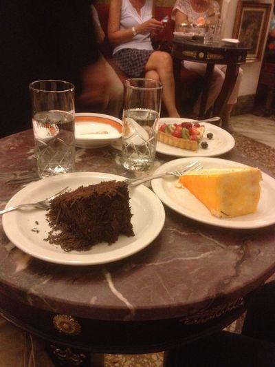 Cafe Greco Indulgence Sweet Temptation Temptation Variation
