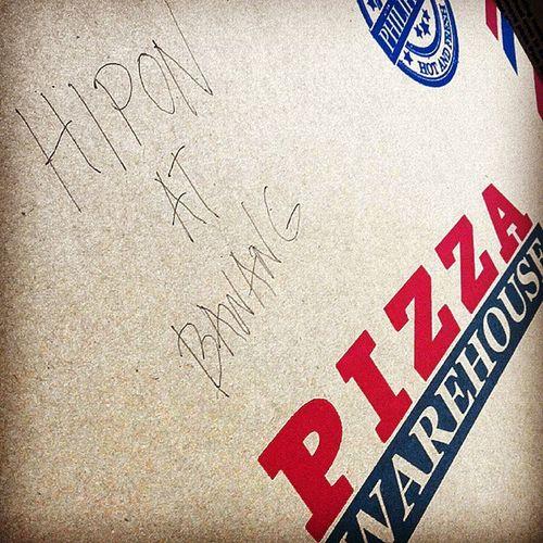 Linggo ng Wika Mode HiponAtBawang PizzaWarehouse