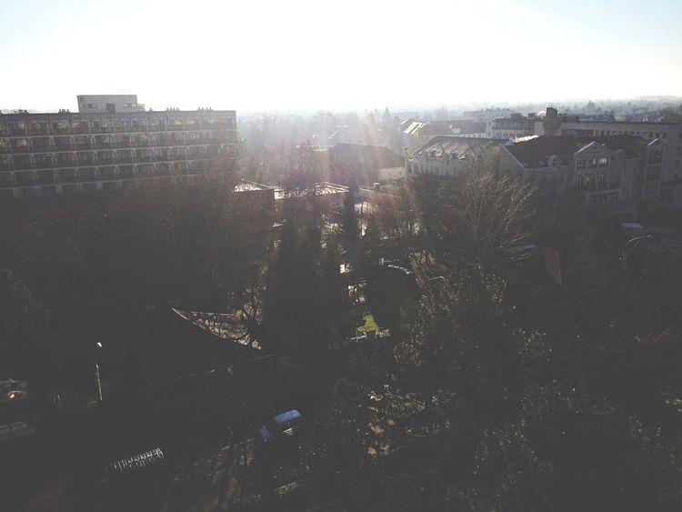 Mornings in Hajduszoboszlo