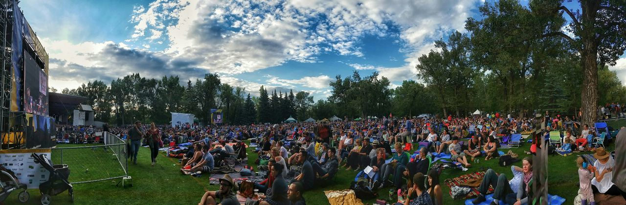 Folk Fest Calgary Alberta Relaxing Connect Connecting People Live Music Music Listening To Music The Great Outdoors - 2015 EyeEm Awards