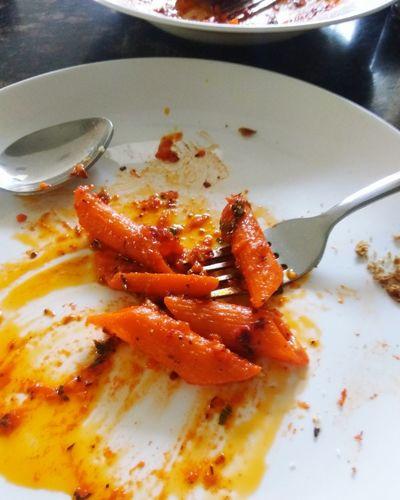 Left over pasta