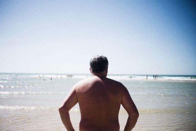 Everything alright Beach Sun France Leicacamera Capferret