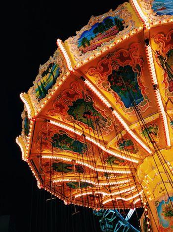 Christmas Market Festive Season The Five Senses Carousel