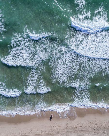 EyeEm Nature Lover EyeEm Selects EyeEm Best Shots Water Sea Wave Surf Beach Nature Motion Beauty In Nature Sand