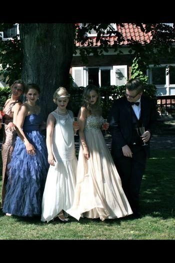 Throwback Beauty Prom Enjoying Life