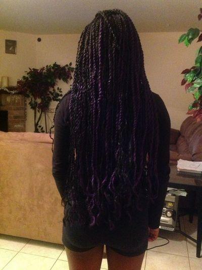 My Hair #Poetic Justice