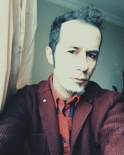 Selfie özçekim Selfiegram Hırka Yaprak Oduncu Gömlek