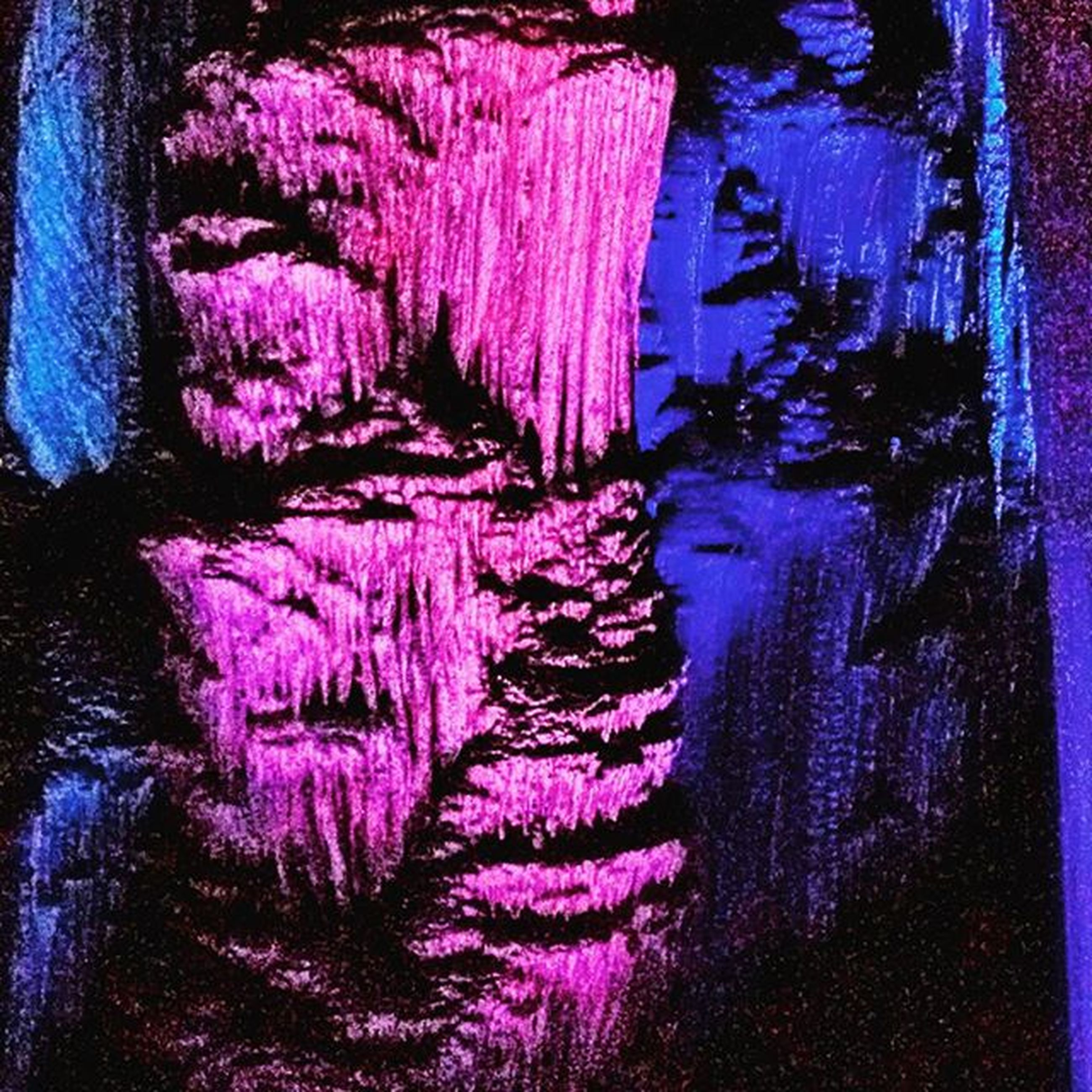 multi colored, full frame, wall - building feature, indoors, backgrounds, graffiti, textured, pink color, purple, art and craft, auto post production filter, pattern, close-up, colorful, blue, no people, paint, wall, creativity, fabric