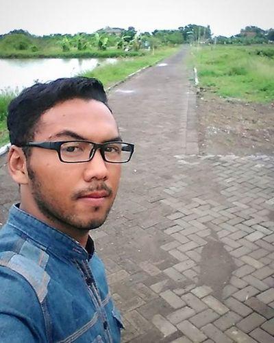eye look Selfie Eyelook Morning Sunrise Jeans Glasses Sideboards Handsome Fokus Hairstyle Natural