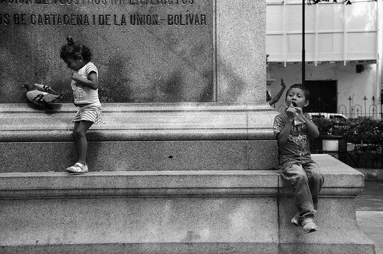 Art Photography Blackandwhite Photography Children Colombia Latin America Life On Street Portrait Streetphotography