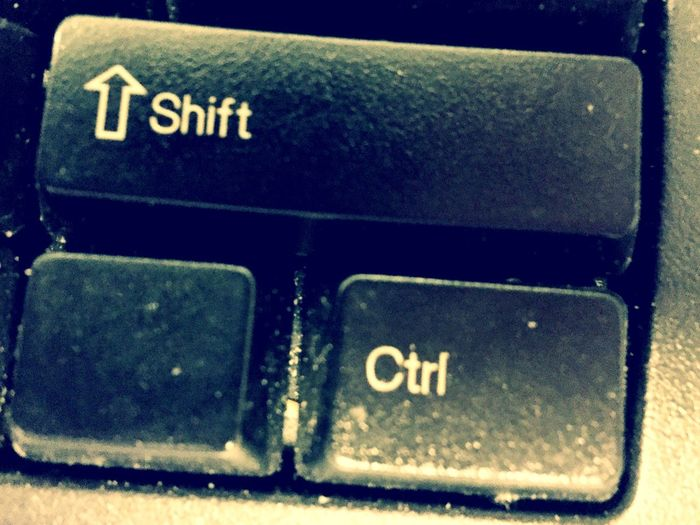That's Deep Philosophy Words Of Wisdom... Life Lesson Shift Control Desks From Above