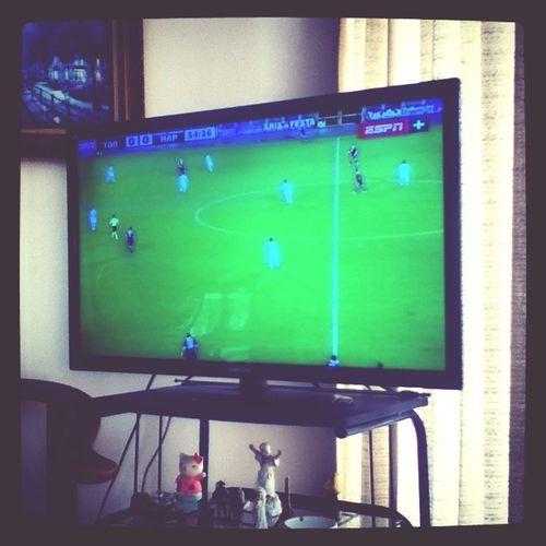 Torino vrs. Napoli Tardedefutbol Ilovefootball Futbol<3 That's Me