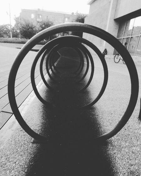 Architecture Blackandwhite Photography Building Exterior Circle Detail Geometric Shape Minimal Neverland Symbol