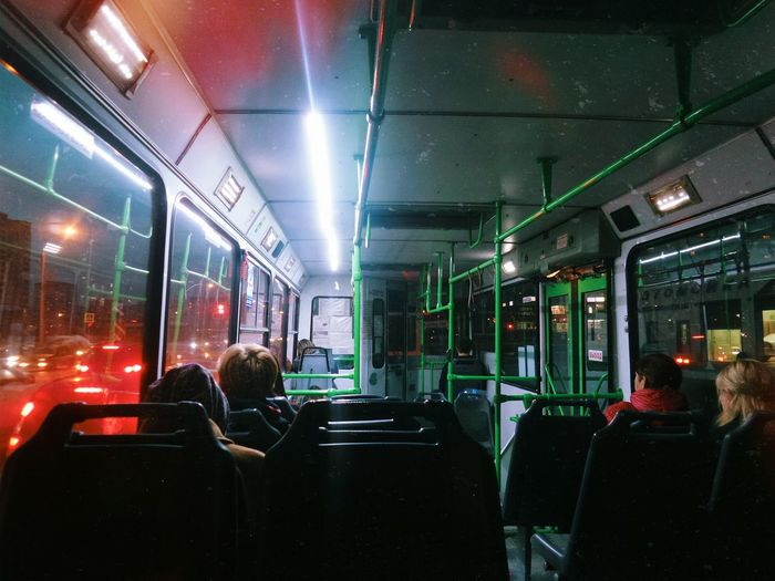Public Transportation Night Mode Of Transport Illuminated Men People One Man Only Adult Indoors  First Eyeem Photo Adults Only One Person Subway Train Commuter Only Men
