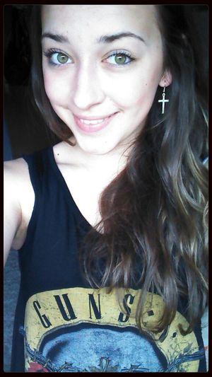 Yolo! :D Selfie Just Smile  Guns N' Roses ThatsMe