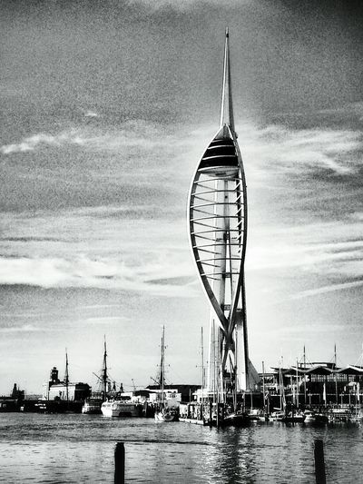 Spinnaker Blackandwhite Architecture Andrographer Andrography